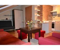 Mieszkanie 29 m2, poddasze, 1 pokój, kawalerka w Krakowie