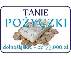 Dobra POŻYCZKA do 75.000 zł