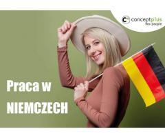 Pracownik produkcji (k/m) bez znajomości języka – nawet do 12,50 € brutto/h!