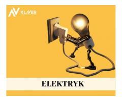 Elektryk- Praca w Niemczech od zaraz!!