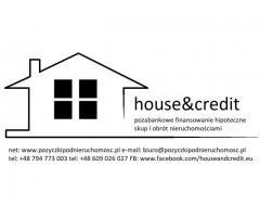 Pożyczki oddłużeniowe pod zastaw nieruchomości, hipoteczne dla firm bez ZUS i US, bez BIK