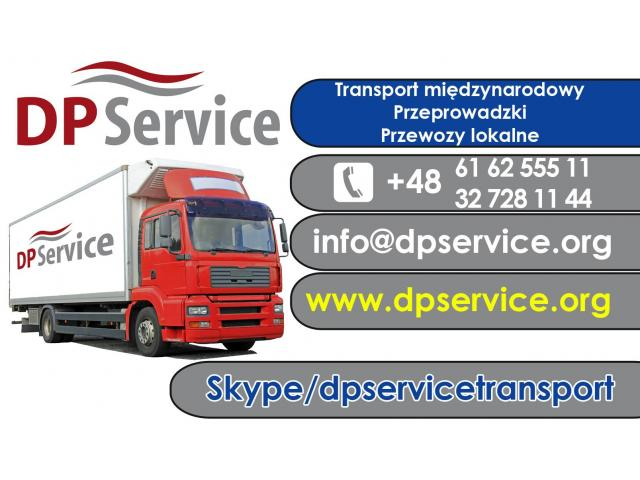 Transport Towarowy i Przeprowadzki Lokalnie, Krajowo, Międzynarodowo